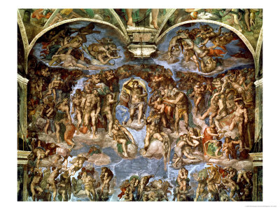 judgement-sistine-chapel